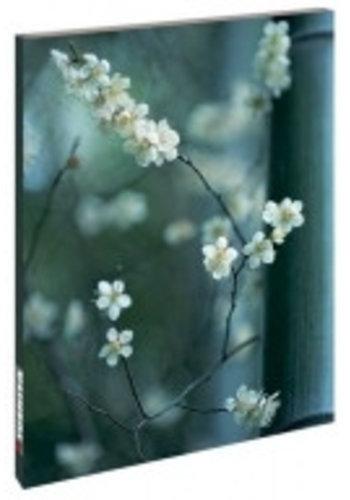 Yogi & Yogini naturals Notitieboek Zen bloesems (23x18 cm)