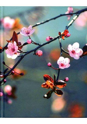 Yogi & Yogini naturals Notitieboek Cherry Blossom (23x18 cm)