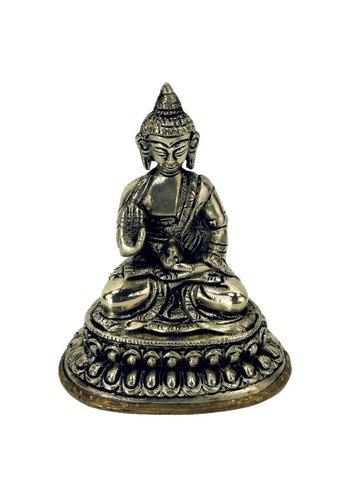 Yogi & Yogini naturals Minibeeldje Boeddha Amogasiddhi (10 cm)