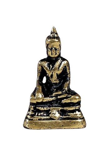 Yogi & Yogini naturals Minibeeldje Akshobya wijsheidsboeddha (±3 cm)