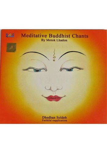 Yogi & Yogini naturals Cd Meditative Buddhist Chants