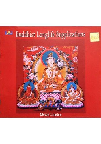 Yogi & Yogini naturals Boeddistische langleven gebeden (CD)
