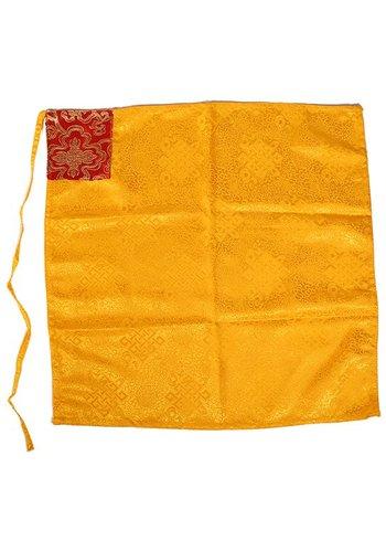 Yogi & Yogini naturals Brokaat boekomslag geel