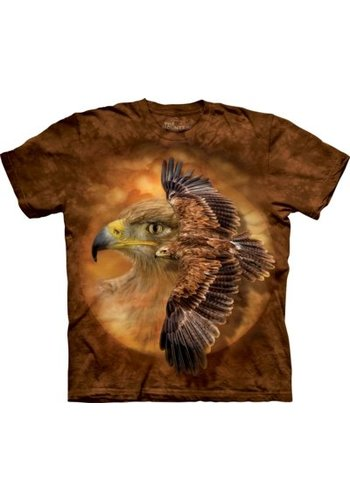 The Mountain Artwear T-Shirt Mountain Artwear Tawny Eagle