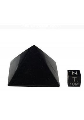 Yogi & Yogini naturals Shungiet pyramide (±4x4 cm)