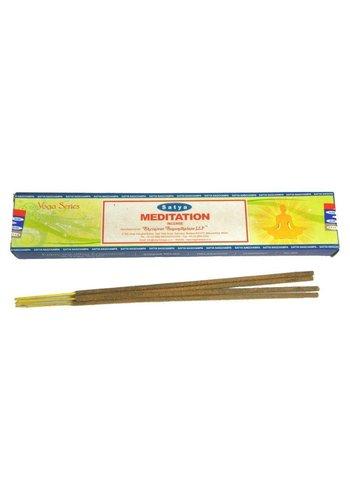 Satya Wierook Satya Nag Champa Meditation (15 gram)