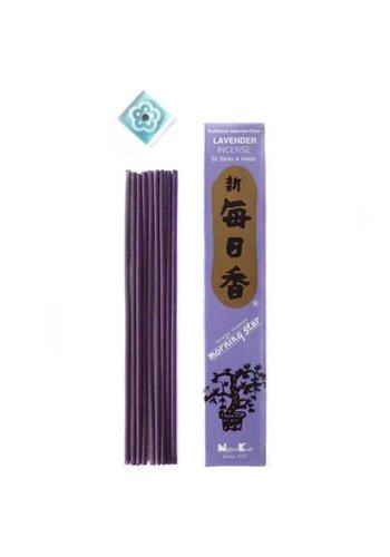 Nippon Kodo Wierook Morning Star lavendel (20 gram)