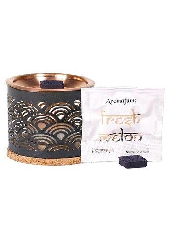 Yogi & Yogini naturals Aromafume wierookblokjes geurverdamper Regenboog