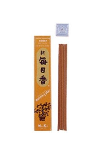 Nippon Kodo Wierook Morning Star amber (20 gram)