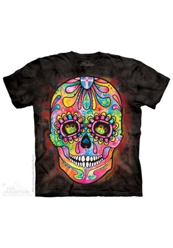 The Mountain Artwear T-Shirt Mountain Artwear Day of the Dead
