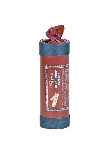 Yogi & Yogini naturals Tibetaanse Cederhout Wierook (35 gram)