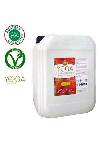 Yogi & Yogini naturals Yogamat reiniger biologisch Bloedsinaasappel (10000 ml)