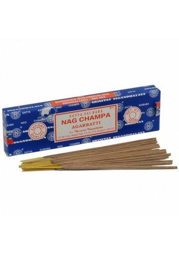 Nag champa Wierook Satya Nag Champa (100 grams)