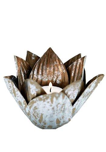 Yogi & Yogini naturals Sfeerlicht 'Gesloten Lotusbloem'