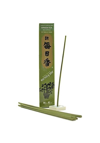Nippon Kodo Wierook Morning Star groene thee (20 gram)