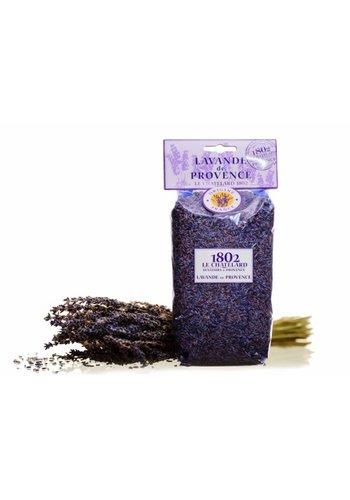 Le Chatelard 1802 Lavandin - lavendel bloemen in cellofaan zakje (100 gram)