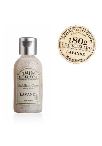 Le Chatelard 1802 Lavendel body scrub (50 ml)