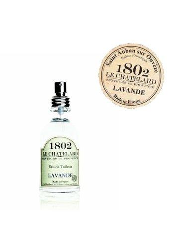 Le Chatelard 1802 Lavendel Eau de toilette (50 ml)