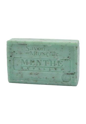Le Chatelard 1802 Natuurlijke Marseille zeep Muntblaadjes (100 gram)