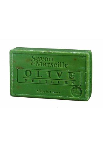 Le Chatelard 1802 Natuurlijke Marseille zeep Olijf met blaadjes (100 gram)