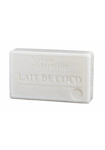 Le Chatelard 1802 Natuurlijke Marseille zeep Kokosmelk (100 gram)