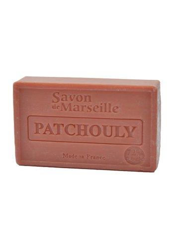 Le Chatelard 1802 Natuurlijke Marseille zeep Patchouli (100 gram)