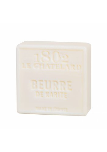 Le Chatelard 1802 Natuurlijke Marseille zeep Shea Butter (100 gram)