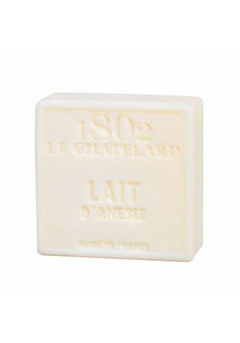 Le Chatelard 1802 Natuurlijke Marseille zeep Ezelinnenmelk (100 gram)
