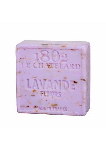 Le Chatelard 1802 Natuurlijke Marseille zeep Lavendelbloem (100 gram)