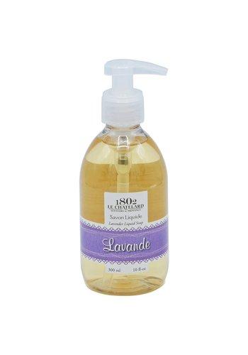 Le Chatelard 1802 Lavendel vloeibare zeep met pompje (300 ml)