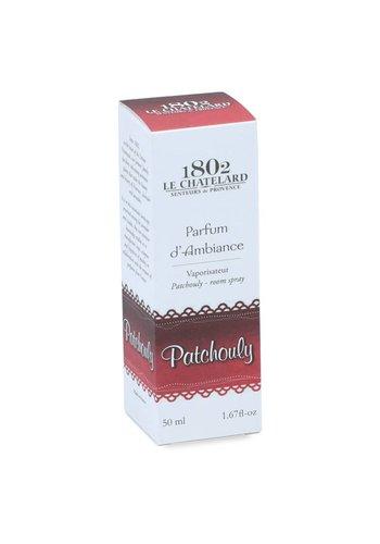 Le Chatelard 1802 Kamerspray Patchouli  (50 ml)