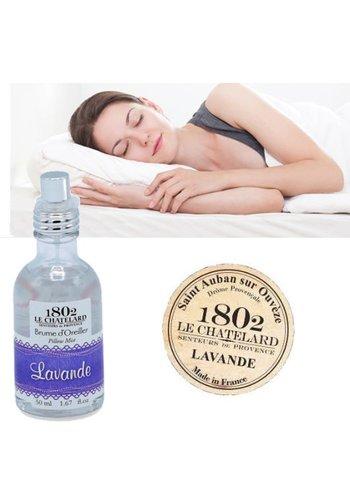 Le Chatelard 1802 Kussengeur Sleep Well - Lavendel  (50 ml)