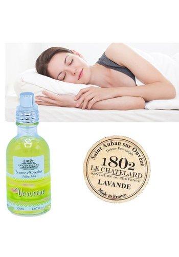 Le Chatelard 1802 Kussengeur Sleep Well - Verbena  (50 ml)