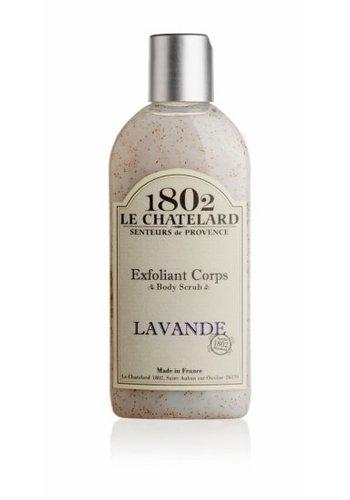Le Chatelard 1802 Lavendel body scrub (200 ml)