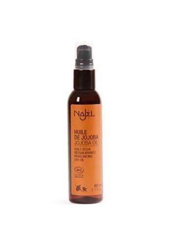 Yogi & Yogini naturals Huidverzorging Jojoba olie (80ml)