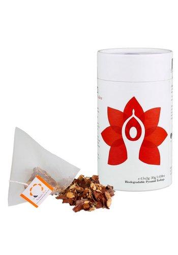 Solaris Tea Solaris Biologische Thee Wortelchakra