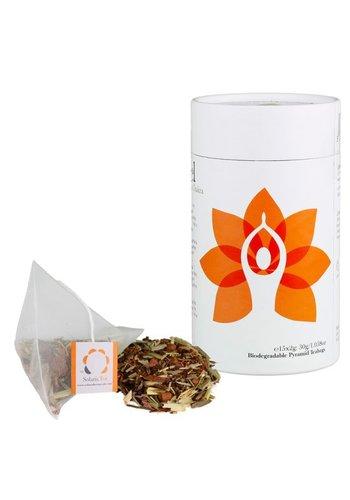 Solaris Tea Solaris Biologische Thee Sacraalchakra