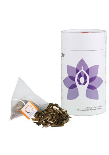 Solaris Tea Solaris Biologische Thee Kruin Chakra