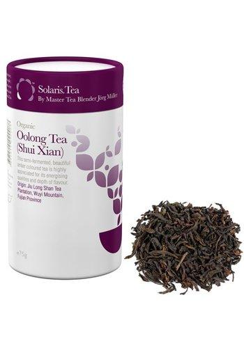 Solaris Tea Solaris Biologische Oolong (Shui Xian) Thee - losse thee (75 gram)