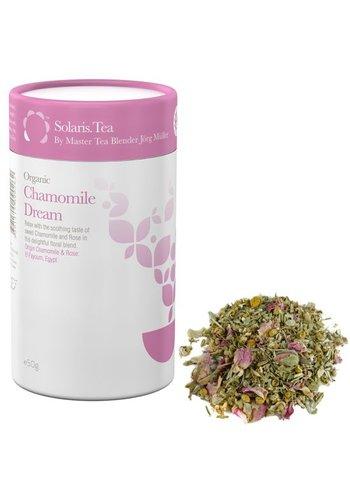 Solaris Tea Solaris Biologische Kamille Thee losse kruidenthee (50 gram)