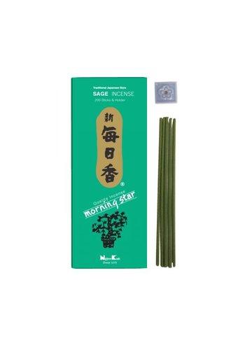 Nippon Kodo Wierook Morning Star Salie (200 sticks)