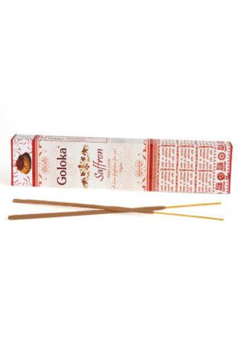 Yogi & Yogini naturals Wierook Goloka Saffron  (15 gram)