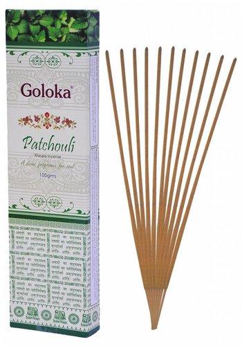 Yogi & Yogini naturals Wierook Goloka Patchouli (15 gram)