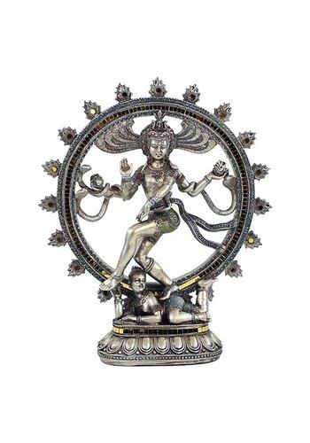 Yogi & Yogini naturals Shiva Nataraj Heer van de dans (30x11x34 cm)
