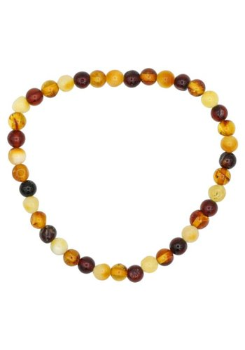 Zen sieraden Armband amber (19cm)