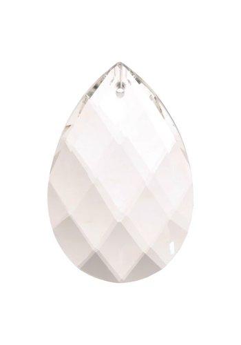 Yogi & Yogini naturals Regenboogkristal facet druppel AAA kwaliteit (3,2x5cm)