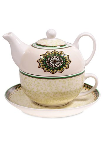 Tea for One Tea for One Mandala groen