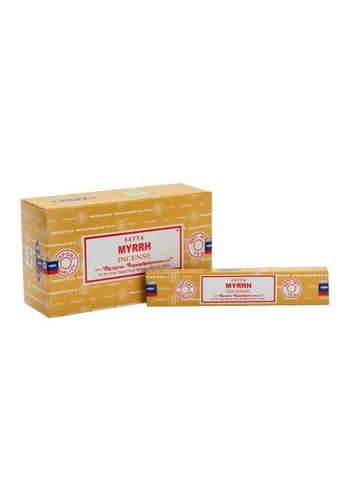 Satya Wierook Satya Myrrh (15 gram)