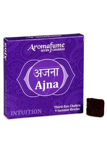 Aromafume Aromafume Chakra Wierookblokjes: Ajna - derde oog chakra