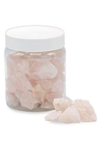 Yogi & Yogini naturals Rozenkwarts minichips in pot  (± 650 gram)